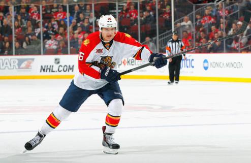 НХЛ. Флорида: Барков может пропустить остаток сезона
