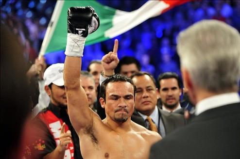 Маркес: для боя с Альварадо нужны хорошие деньги