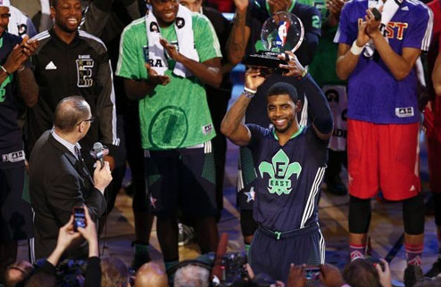 НБА. Ирвинг — MVP Матча всех звезд