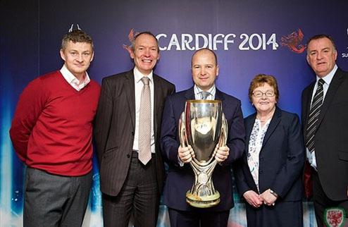 УЕФА: Кардифф примет матч на Суперкубок-2014