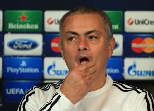"""Моуриньо: """"Эта Барселона слабейшая за многие годы"""""""