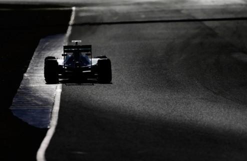 Формула-1. График работы команд в Бахрейне