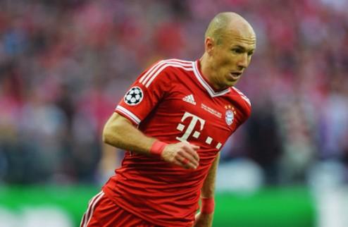 Бавария и Роббен близки к новому контракту