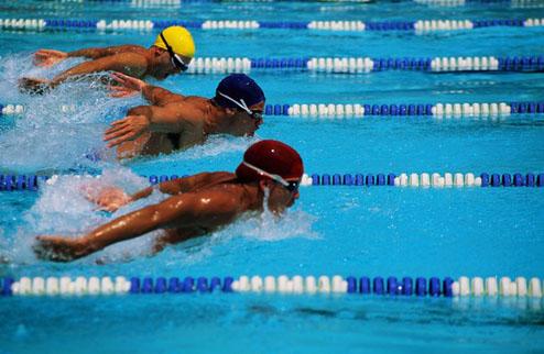 Плавание. Харьковские пловцы победили на чемпионате Украины в Евпатории