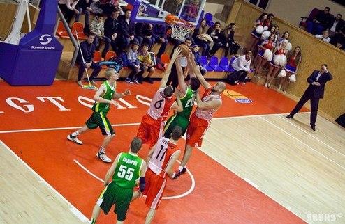 Федерация баскетбола отменила матчи всех уровней