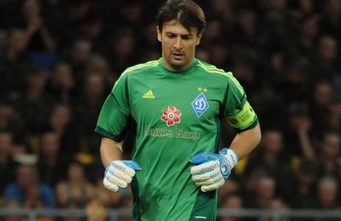 Шовковский выбыл до конца сезона