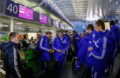 Динамо вновь берет курс на Испанию