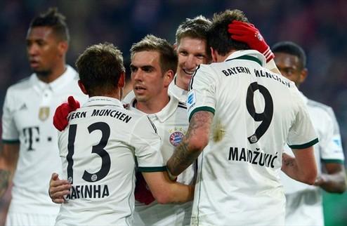 Бавария оставила ни с чем Ганновер