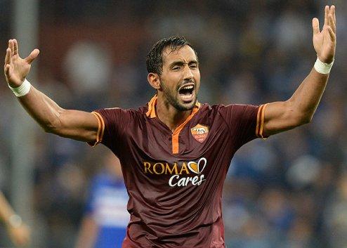 Рома начнет переговоры с Бенатьей
