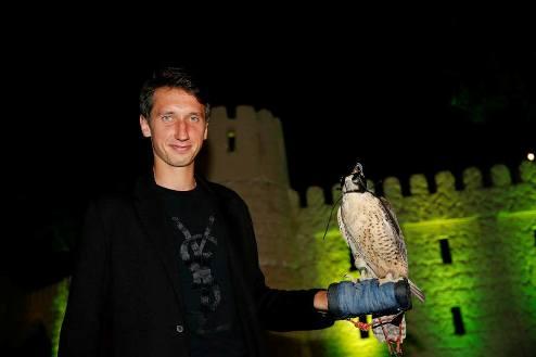 Стаховский, Джокович и компания повеселились в Дубае. ФОТО