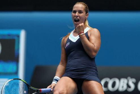 Акапулько (WTA). Цибулкова и Бушар в четвертьфинале
