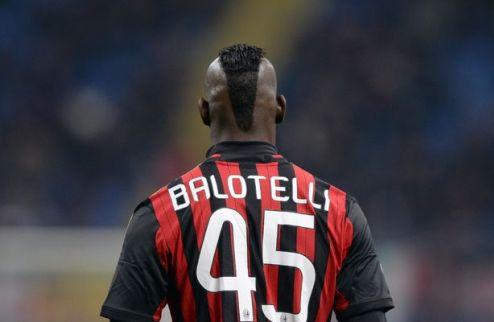 Шпоры пытаются выманить Балотелли из Милана