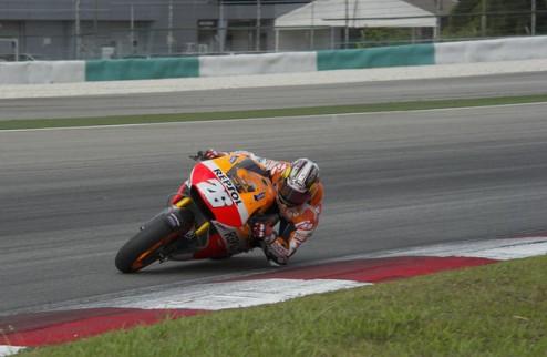 MotoGP. Тесты в Сепанге. Педроса лидирует во второй день