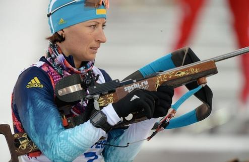 Вита Семеренко — лучшая спортсменка февраля