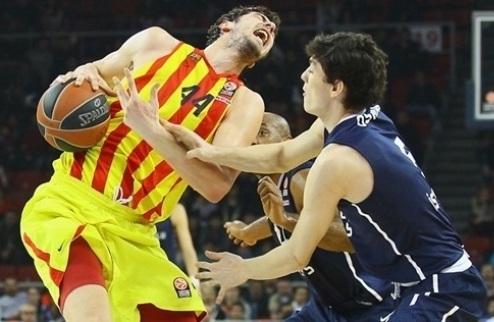Евролига. Армани Джинс переигрывает ПАО, чудесная победа Барселоны
