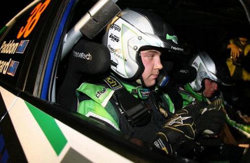 WRC. Пэддон переходит в Хендэ