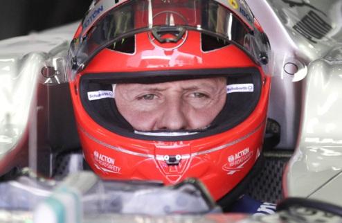 Формула-1. Врачи обеспокоены состоянием Шумахера