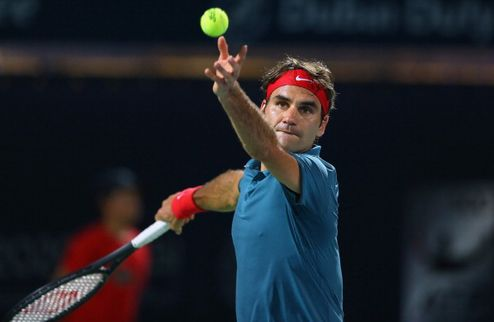Федерер взял титул в Дубае