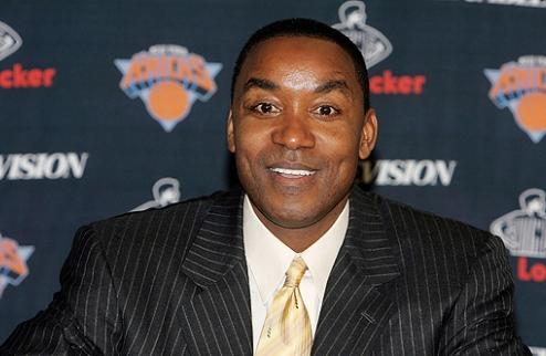 НБА. Айзея Томас станет генеральным менеджером Детройта?
