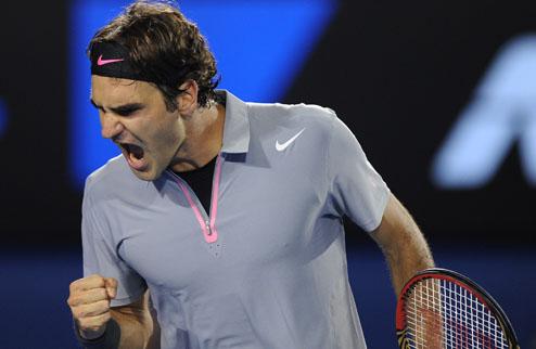 """Федерер: """"Я очень рад этой победе"""""""