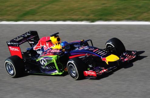 Формула-1. Крушение Ред Булл продолжается