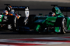 """Формула-1. Кобаяси: """"Продуктивно провели два заключительных дня в Бахрейне"""""""
