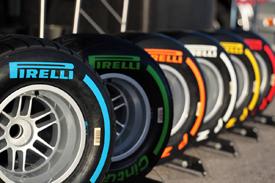 Формула-1. Пирелли: назван состав резины на старт сезона