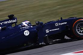 """Формула-1. Боттас: """"Я доволен итогами заездов в Бахрейне"""""""