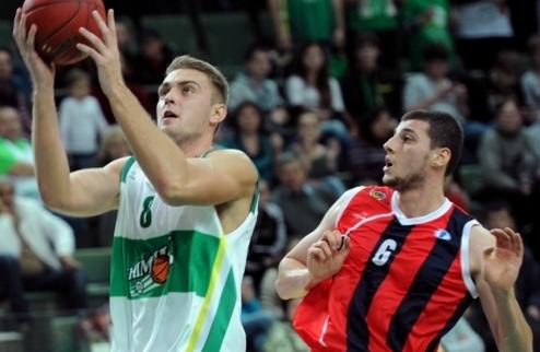 Химик проведет домашний матч Еврокубка в Стамбуле