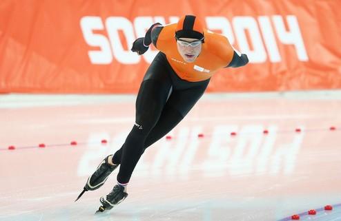 Конькобежный спорт. Крамер досрочно завершил сезон