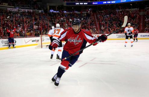 НХЛ. Вашингтон: Орлов дисквалифицирован на два матча