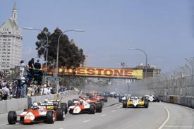 Формула-1 вернется в Калифорнию?