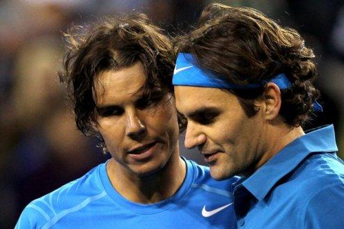 """Федерер: """"Мы с Надалем — не близкие товарищи"""""""