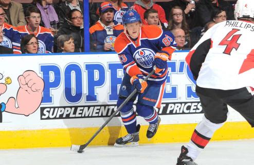 НХЛ. Хэмски обменян в Оттаву