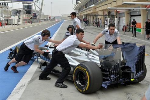 Формула-1. Превью сезона. Макларен