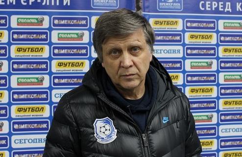 """Керницкий: """"Задача Черноморца — остаться на пятом месте"""""""