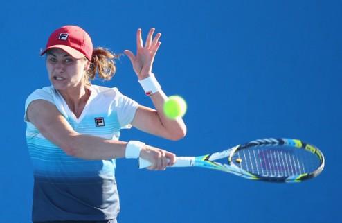 Индиан-Уэллс (WTA). Скьявоне, Гергес и Никулеску выходят во второй раунд