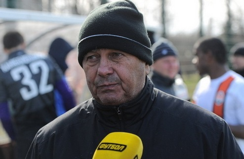 """Луческу: """"Очень жаль Григорчука как тренера"""""""