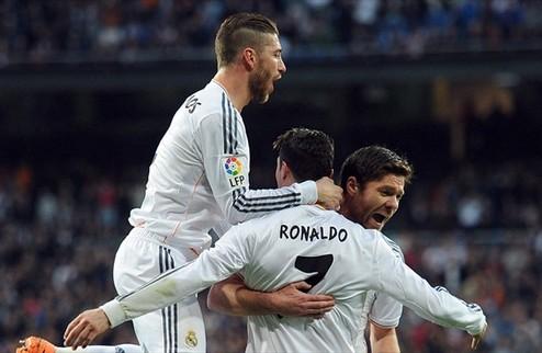 Реал упрочил лидерство в Примере, мир Валенсии и Атлетика