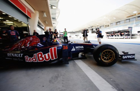 Формула-1. Торо Россо: в Австралии надо добраться до фишина