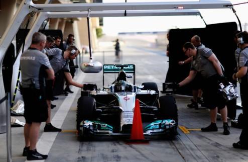 Формула-1. Превью сезона. Мерседес