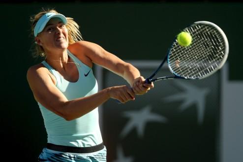 Индиан-Уэллс (WTA). Победа На Ли, вылет Иванович и Шараповой
