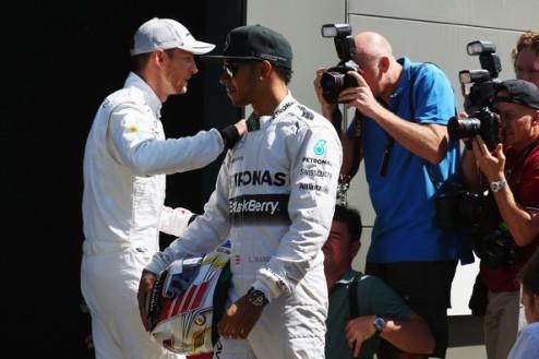 """Формула-1. Хэмилтон: """"Волнение зашкаливает"""""""