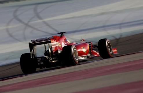 Формула-1. Гран-при Австралии. Алонсо выигрывает первую практику