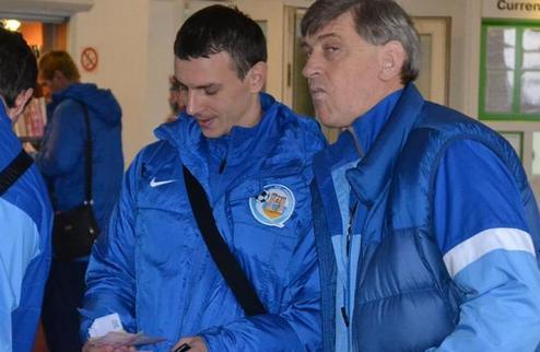 Севастополь прибыл в Днепропетровск