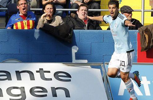Сельта победила в Валенсии, Альмерия проиграла в Мадриде