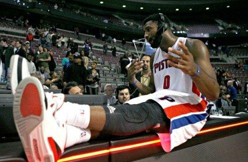 НБА. Детройт теряет Драммонда