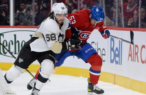 НХЛ. Летанг надеется сыграть еще в этом сезоне