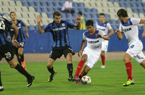 Таврия приедет на матч с Черноморцем