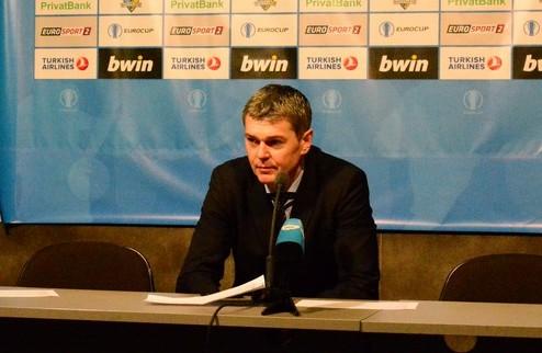 """Багатскис: """"Мы должны быть намного лучше в Белграде"""""""